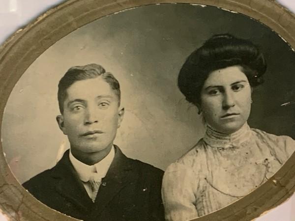 Los padres de don Salomón López.