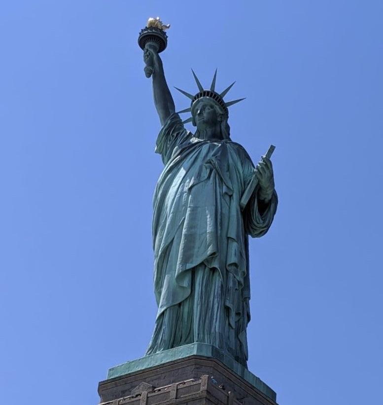 Estatua de la Libewrtad