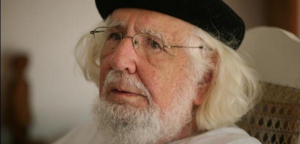 Poeta y teólogo de la liberación, Ernesto Cardenal.