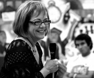 María Elena Durazo. Foto: Página de Facebook.