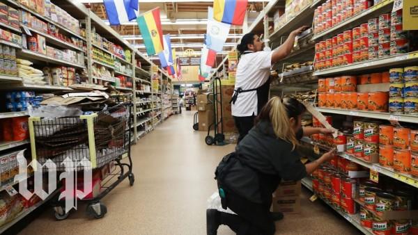 Latinos en la primera línea del trabajo. Foto: https://www.youtube.com.