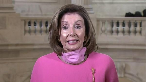 Nancy Pelosi, representante de California y líder de la mayoría demócrata en la Cámara de Representantes impulsó la propuesta de Ley Héroes.