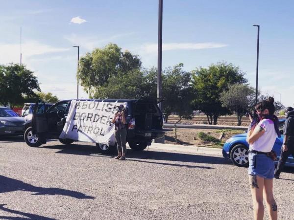 Protestan el 10 de abril por que se libere a los detenidos, en riesgo de contraer coronavirus.