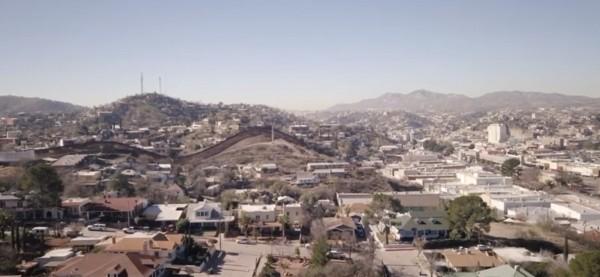Imagen de zona en el área Mesa, en Phoenix, Arizona. Foto: Chispa.