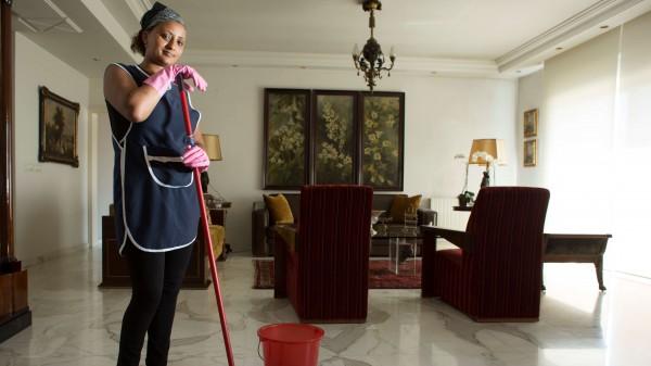 Trabajadora doméstica inmigrante negra en Estados Unidos. Foto: UN Women/Joe Saade via Flickr.