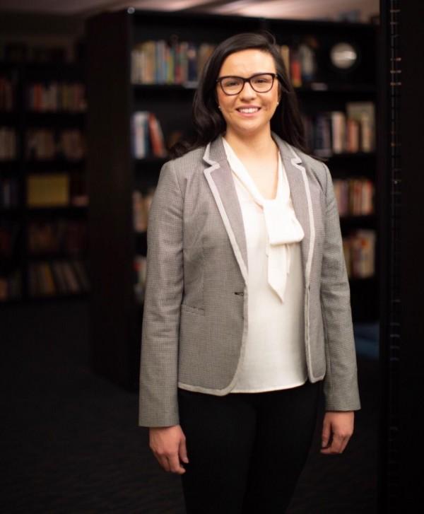 Marissa Molina primera soñadora en ocupar silla en la junta directiva de La Universidad Metropolitana de Denver. Foto: Cortesía de Marissa Molina.
