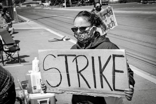 Un llamado directo a los trabajadores.