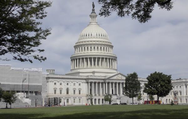 El Capitolio de la nación en Washington, DC.