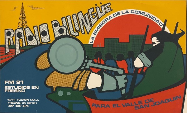 Photo: Radio Bilingüe.