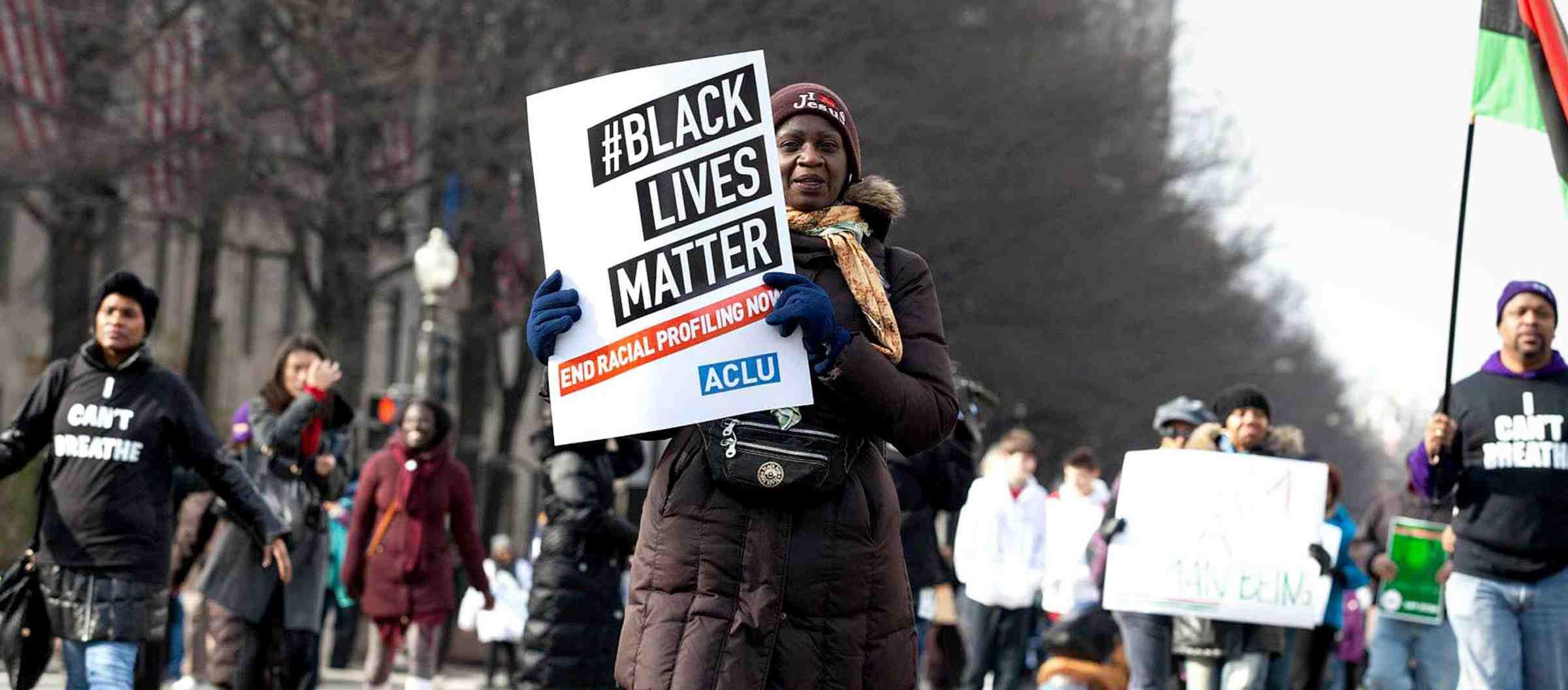 El Programa de Justicia Racial de la ACLU tiene como objetivo preservar y extender los derechos garantizados constitucionalmente a las personas a quienes históricamente se les han negado sus derechos por motivos de raza. Foto: ACLU.