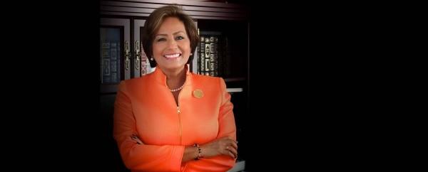 Rosario Marín, ex Tesorera bajo la administración de George W. Bush y funcionaria estatal de gobiernos de California en los 90. Foto: https://www.apbspeakers.com.