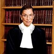 Jueza Asociada de la Suprema Corte de Justicia de EE UU, Ruth Bader Ginsburg. Foto: https://en.wikipedia.org.