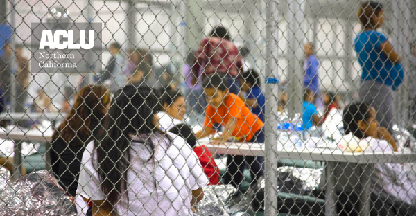 ACLU demanda a ICE para que libere a inmigrantes presos en el Centro de Detención de Inmigración (CE), en Mesa Verde, California, expuestos a contraer el coronavirus. Foto: ACLU.