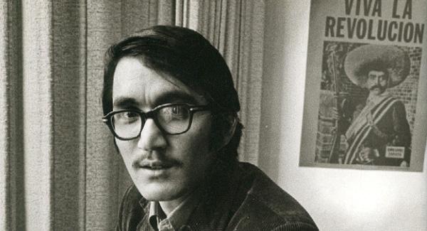 Rosalio Muñoz cuando era presidente estudiantil en la Universidad de California en Los Ángeles, UCLA. Foto: https://www.kcet.org.