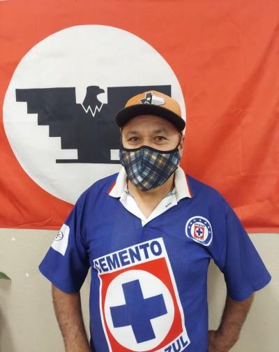 Jesús Ruiz, trabajador de Foster Farms por 29 años. Foto: La Unión de Campesinos, UFW.