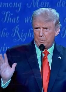 Donald Trump, presidente de Estados Unidos y candidato a la reelección en 2020.