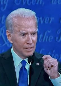 Joe Biden, exvicepresidente de EE UU y candidato demócrata a la presidencia en 2020.