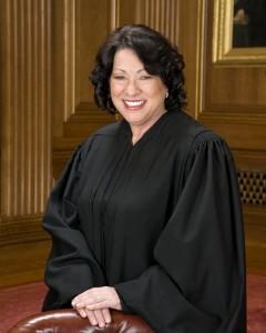 Magistrada de la Suprema corte de Justicia de E UU, Sonia Sotomayor. Foto: Wikipedia.Magistrada de la Suprema corte de Justicia de E UU, Sonia Sotomayor. Foto: Wikipedia.