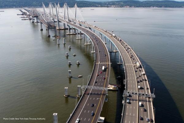 Puente Mario M. Cuomo, también conocido como Tappan Zee Bridge. Foto: https://www.hdrinc.com.