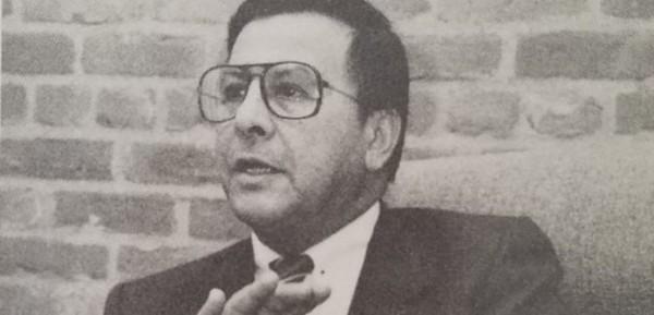 "Mario Obledo, ""El Padrino del Voto Latino"". Foto: Archivo."