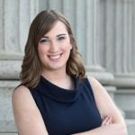Sarah McBride. Foto: http://www.thehawk.in.