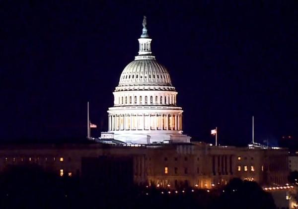 El Capitolio, en Washington, D.C.