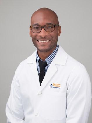 Dr. Taison Bell. Foto: UVA HEALTH.