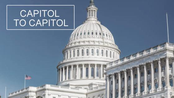 El Capitolio de Estados Unidos en Washington, DC. Foto: https://www.ncsl.org.