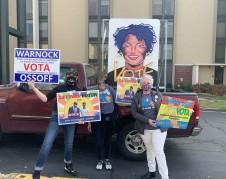 Mujeres latinas afirman que la motivación a votar por los demócratas estuvo orientada por la necesidad de medidas que refuercen la tranquilidad de las comunidades inmigrantes.