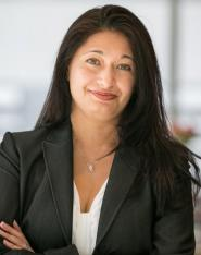 Preeti Chauhan, Associate Professor in Psychology at John Jay College of Criminal Justice and the Graduate Center, City University of New York. Foto: https://www.jjay.cuny.edu.