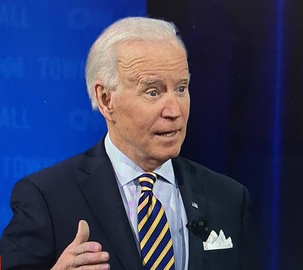 Presidente demócrata de Estados Unidos, Joe Biden.