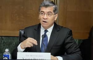 Xavier Becerra, nominado a Secretario de Salud y Servicio Humanos.