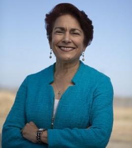 Senadora demócrata de California, Anna Caballero. Foto: cortesía de su oficina.