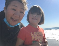 Cindy Liu and her husband wanted to get the vaccine to help protect their daughter, Sammy, who has Down syndrome. Cindy is Sammy's in-home health provider.(Cindy Liu).