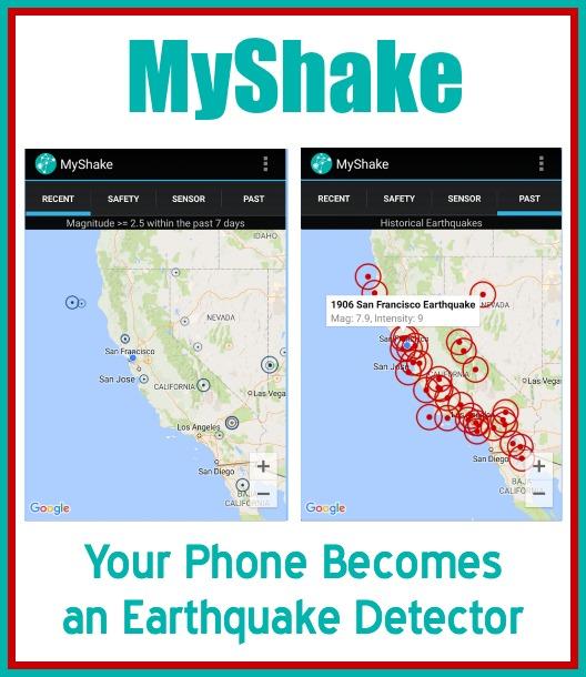 MyShake-App