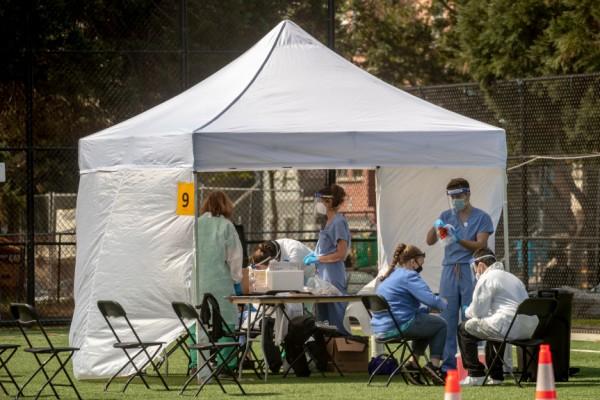 Informe de la UCLA dice que las minorías se ven desproporcionadamente afectadas por el coronavirus. Foto: https://todec.org.
