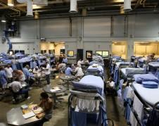 La Corte Suprema escuchará el caso de las prisiones de California: Foto: NPR.