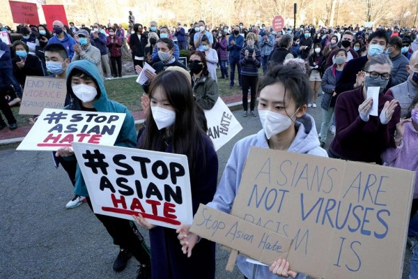 Rise of violence, harassment amid pandemic part of continuing tale of racism in U.S. Foto: https://news.harvard.edu.