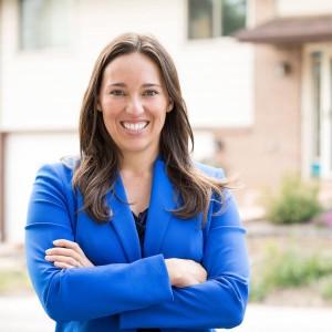 Legisladora demócrata de Colorado, Kerry Tipper aprueba la HB21 1057.