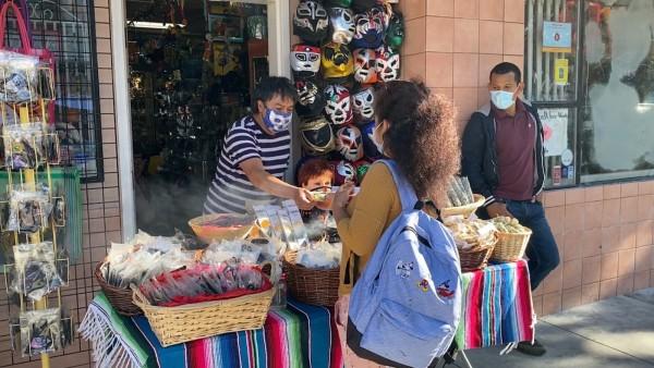 Empresas a lo largo del Distrito Cultural Latino de San Francisco han luchado durante mucho tiempo contra la gentrificación. Ahora, varios negocios de propiedad de latinos que no han podido pagar sus rentas están en peligro de cerrar debido a la pandemia de COVID-19. Foto: ABC 7 San Francisco.