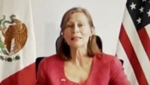 Tatiana Clouthier, representante comercial mexicana del T-MEC.