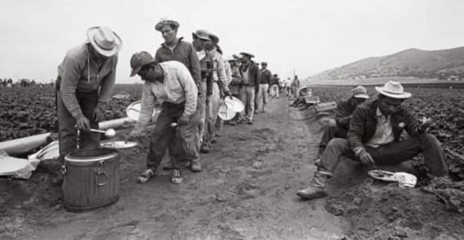 Foto: Alianza de Ex braceros del Norte 1942 -1964