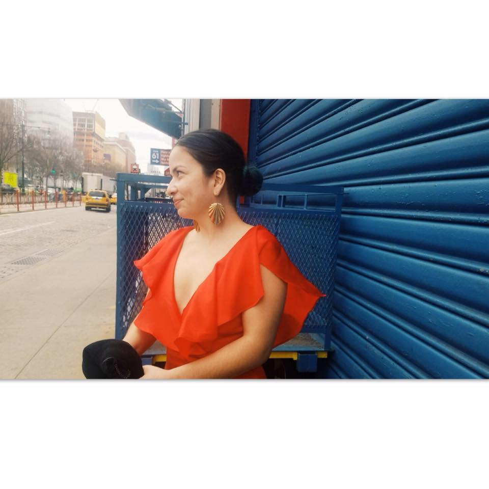 Mayra Hidalgo Salazar. Foto: Facebook.