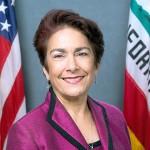 Senadora estatal demócrata del Valle de Salinas. Foto: Cortesía.
