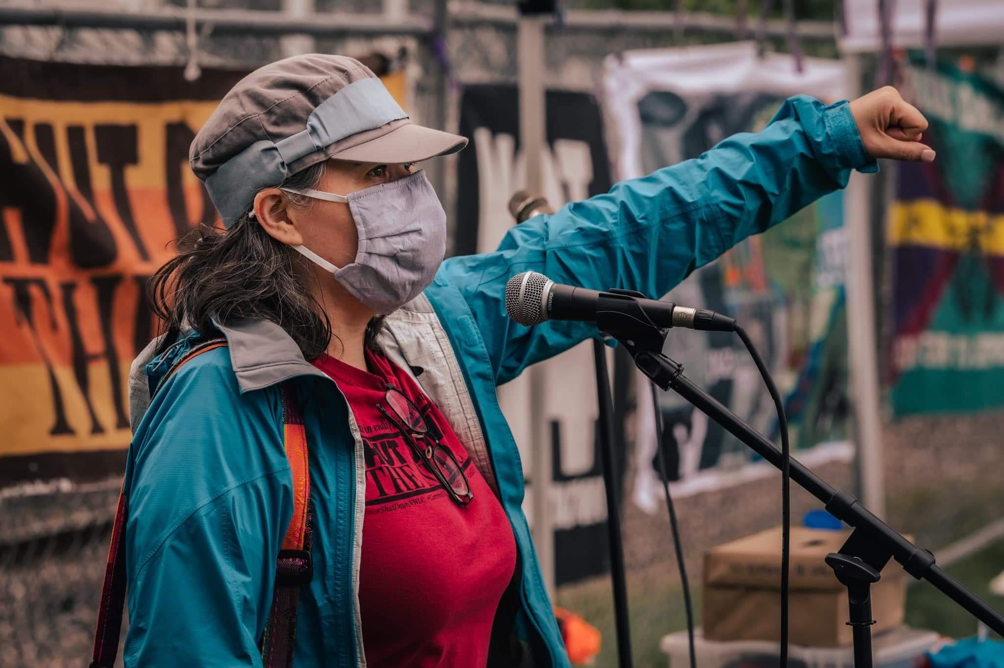 Maru Mora Villalpando, Directora/Fundadora de La Resistencia. Foto: Cortesía.