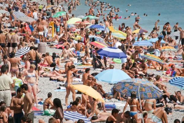 Playas en La florida hoy en día. Foto: Flickr.