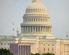 Capitolio en Washington, DC. Foto: José López Zamorano.