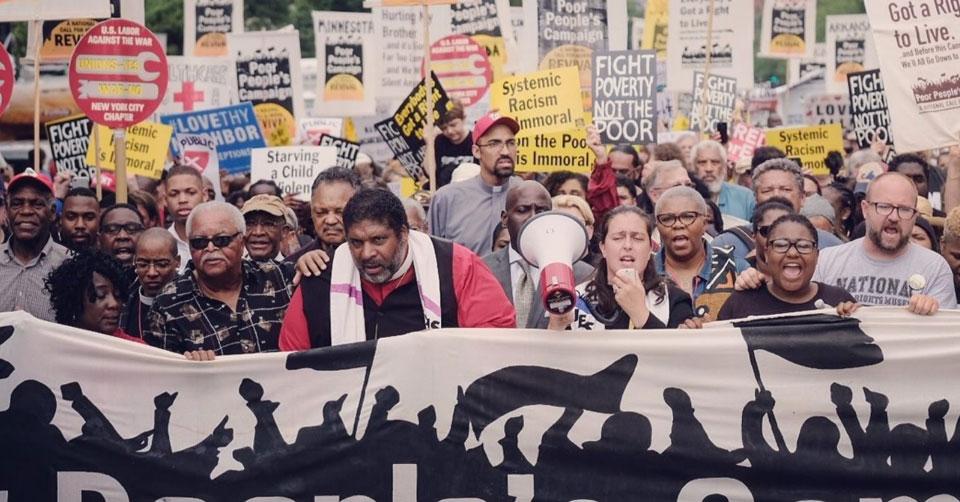 La Marcha The Poor People's Campaing. Foto: https://baptistnews.com.