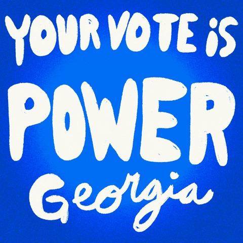 voto ga en azul