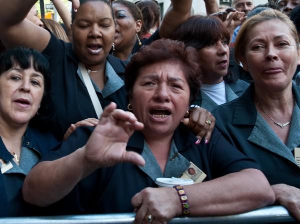 Desempleo entre los latinos de Colorado alcanzó su récord en 2020. Foto: NPR